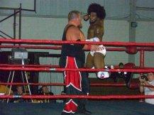 Xavier Woods/Austin Creed vs. Milonas from the ECWA Super 8 in 2010