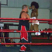 Xavier Woods/Austin Creed vs. Milonas from the ECWA Super 8 in 2010