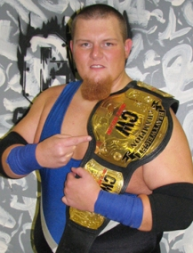 The (self-proclaimed) greatest Chaotic Wrestling Heavyweight Champion in history